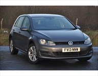 Used VW Golf TDI SE (150 PS)