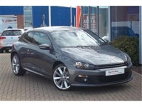 Used VW Scirocco TDI R Line BlueMotion (140PS)