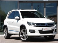 Used VW Tiguan TDI (177ps) 4Motion R Line BlueMotion