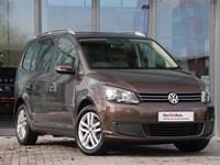 Used VW Touran 1.6 TDI BlueMotion SE (105 PS)