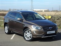 Used Volvo XC60 D4 (181hp) SE Lux Nav+DSP & Active Four C Chassis