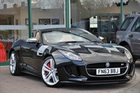 Used Jaguar F-Type V8 Supercharged S