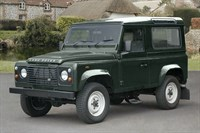 Used Land Rover Defender 90 2.2d County