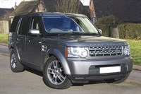 Used Land Rover Discovery 3.0 SDV6 Commercial