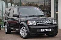 Used Land Rover Discovery TDV6 Commercial
