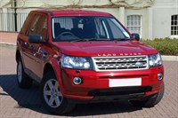 Used Land Rover Freelander TD4 GS