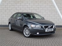 Used Volvo S40 D2 DRIVe SE Lux with Start/Stop
