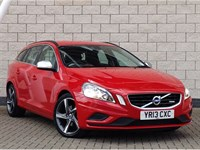 Used Volvo V60 D3 R-Design
