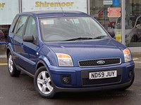 Used Ford Fusion Zetec 5dr Auto [Climate]