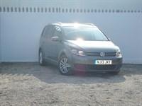 Used VW Touran TDI SE 5dr