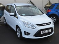 Used Ford C-Max TDCi Zetec 5dr Powershift