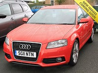 Used Audi A3 TDI S Line 5dr [Start Stop]