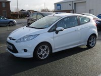 Used Ford Fiesta TDCi [95] Zetec S 3dr