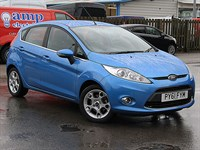 Used Ford Fiesta Zetec 5dr