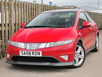 Used Honda Civic i-CTDi Type S GT 3dr