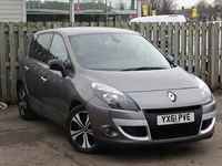 Used Renault Scenic dCi Dynamique TomTom 5dr [Bose Pack] [S/S]