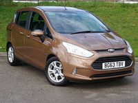 Used Ford B-Max Zetec 5dr
