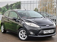 Used Ford Fiesta Zetec 3dr