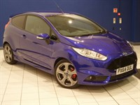 Used Ford Fiesta EcoBoost ST-2 3dr