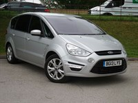 Used Ford S-Max TDCi Titanium 5dr [Start Stop]