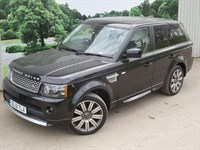 Used Land Rover Range Rover Sport SDV6 Autobiography Sport 5dr Auto