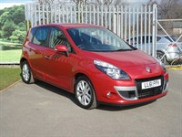Used Renault Scenic dCi 110 I-Music 5dr