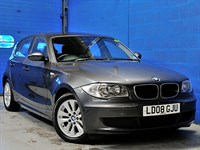 Used BMW 118d 1-series ES 5dr