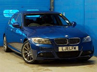 Used BMW 320d 3-series [184] Sport Plus Edition 4dr