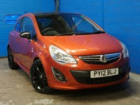 Used Vauxhall Corsa Limited Edition 3dr