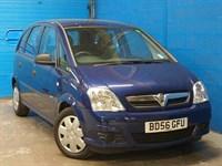 Used Vauxhall Meriva 16V Life 5dr