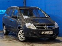Used Vauxhall Zafira CDTi ecoFLEX Elite [110] 5dr