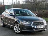 Used Audi A3 TDI Sport 5dr [Start Stop]