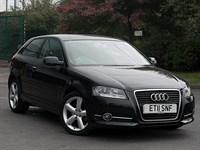 Used Audi A3 TDI SE 3dr [Start Stop]