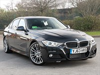 Used BMW 320d 3-series M Sport 4dr