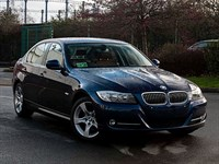 Used BMW 320d 3-series [184] Exclusive Edition 4dr