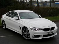 Used BMW 420d 4 SERIES M Sport 2dr Auto