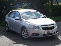 Used Chevrolet Cruze VCDi LT 5dr