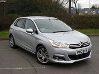 Used Citroen C4 HDi [110] Exclusive 5dr
