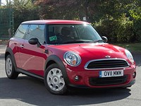 Used MINI Cooper Hatchback One 3dr Auto