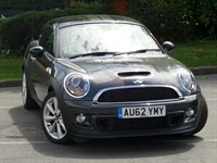 Used MINI Roadster Cooper S D 2dr