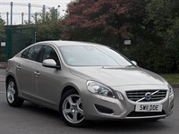 Used Volvo S60 D3 [163] SE Lux 4dr [Start Stop]