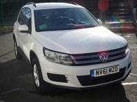 Used VW Tiguan TDi BlueMotion Tech S 5dr