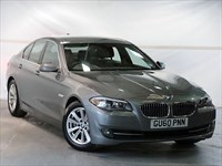 Used BMW 520d 5-series SE 4dr