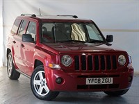 Used Jeep Patriot CRD Limited 5dr