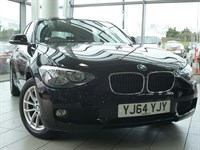 Used BMW 116d 1 SERIES EfficientDynamics 5dr