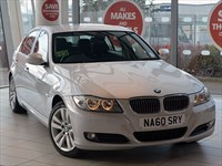 Used BMW 325d 3-series [204] SE 4dr