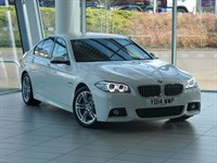 Used BMW 520d 5 SERIES M Sport 4dr Step Auto