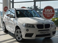 Used BMW X3 xDrive20d M Sport 5dr Step Auto