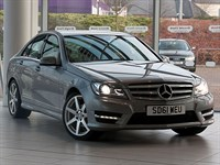 Used Mercedes C220 C-Class CDI BlueEFFICIENCY Sport Edition 125 4dr