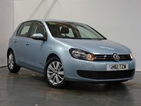 Used VW Golf TDi 105 BlueMotion Tech Match 5dr